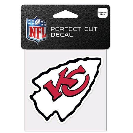 Adesivo Perfect Cut NFL Kansas City Chiefs