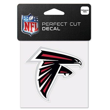 Adesivo Perfect Cut NFL Atlanta Falcons