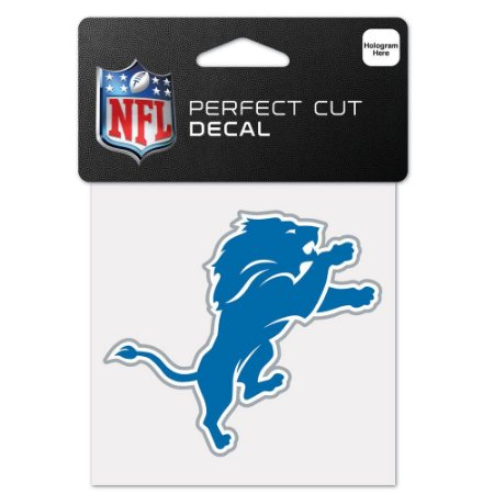 Adesivo Perfect Cut NFL Detroit Lions