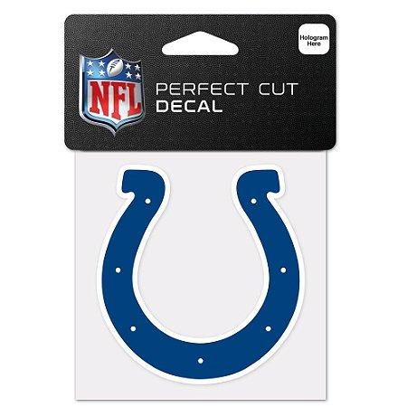 Adesivo Perfect Cut NFL Indianapolis Colts