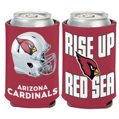 Porta Latinha Slogan Team Arizona Cardinals