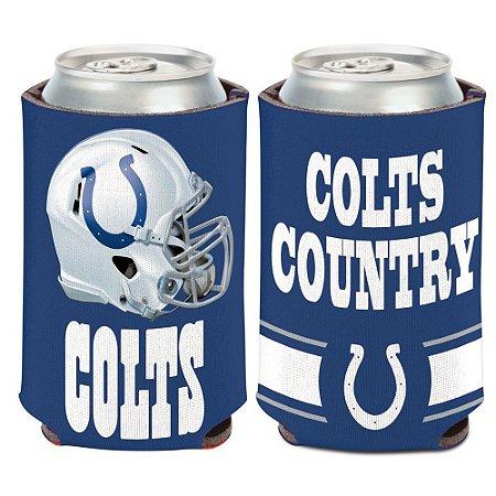 Porta Latinha Slogan Team Indianapolis Colts