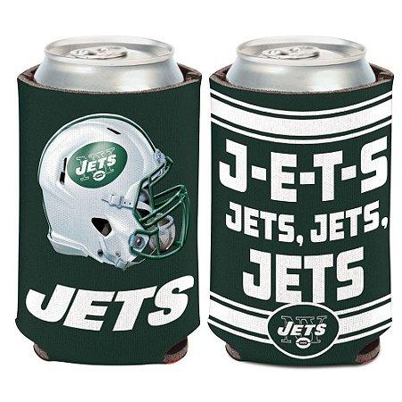 Porta Latinha Slogan Team New York Jets