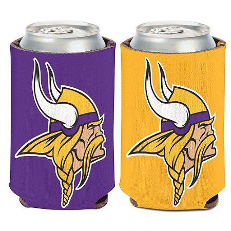 Porta Latinha Logo Team Minnesota Vikings
