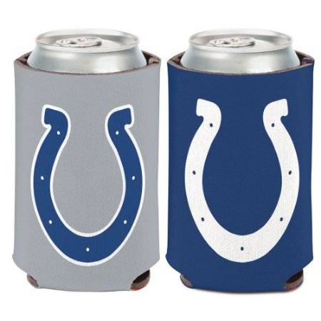 Porta Latinha Logo Team Indianapolis Colts