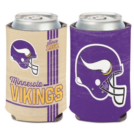 Porta Latinha Vintage Team Minnesota Vikings