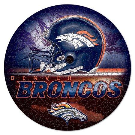 Quebra-Cabeça Team Puzzle 500pcs Denver Broncos