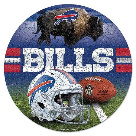 Quebra-Cabeça Team Puzzle 500pcs Buffalo Bills