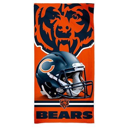 Toalha de Praia e Banho Spectra Chicago Bears