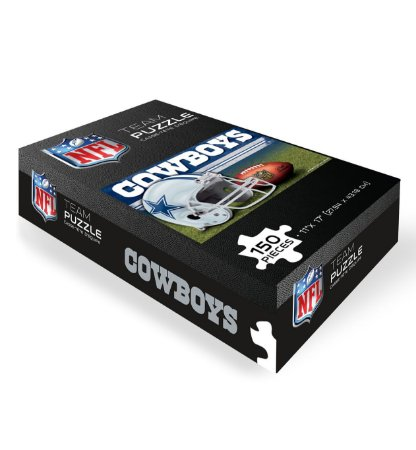 Quebra-Cabeça Team Puzzle 150pcs Dallas Cowboys