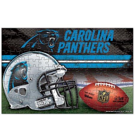 Quebra-Cabeça Team Puzzle 150pcs Carolina Panthers