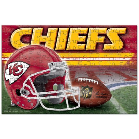 Quebra-Cabeça Team Puzzle 150pcs Kansas City Chiefs