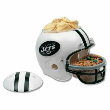 Capacete Snack Helmet Aperitivos GameDay New York Jets