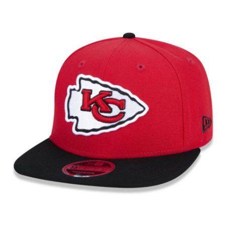 Boné Kansas City Chiefs 950 Classic Team - New Era