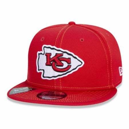 Boné Kansas City Chiefs 950 Sideline Road NFL100 - New Era