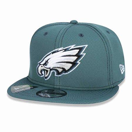 Boné Philadelphia Eagles 950 Sideline Road NFL100 - New Era