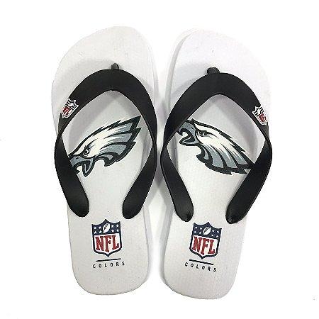 Chinelo de Dedo Philadelphia Eagles Flip Flop - NFL