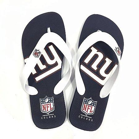 Chinelo de Dedo New York Giants Flip Flop - NFL