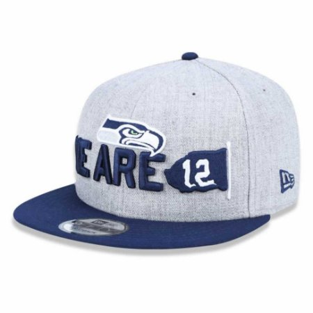 Boné Seattle Seahawks 950 DRAFT 2018 Stage - New Era