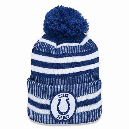 Gorro Indianapolis Colts Stripes Modern - New Era