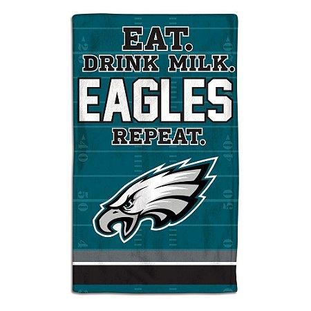 Toalhinha Bebê de Arroto NFL Philadelphia Eagles