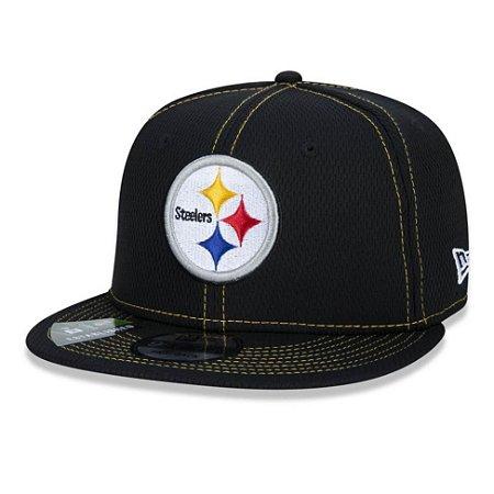 Boné Pittsburgh Steelers 950 Sideline Road NFL100 - New Era