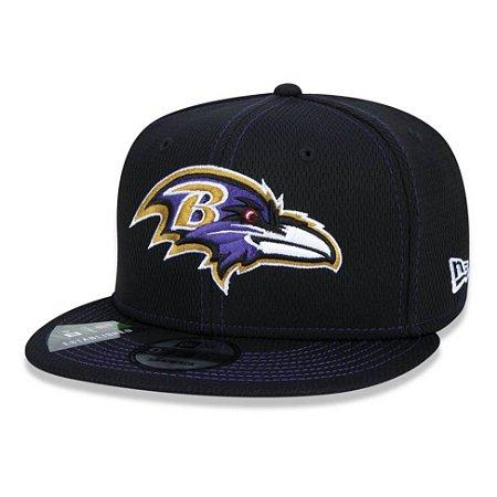 Boné Baltimore Ravens 950 Sideline Road NFL100 - New Era