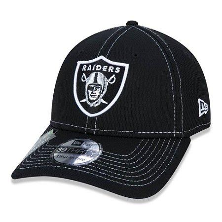 Boné Oakland Raiders 3930 Sideline Road NFL 100 - New Era
