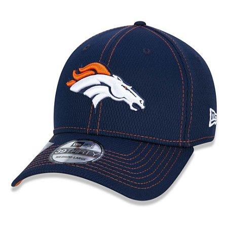 Boné Denver Broncos 3930 Sideline Road NFL 100 - New Era