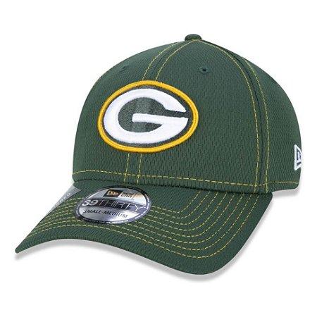 Boné Green Bay Packers 3930 Sideline Road NFL 100 - New Era