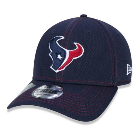 Boné Houston Texans 3930 Sideline Road NFL 100 - New Era