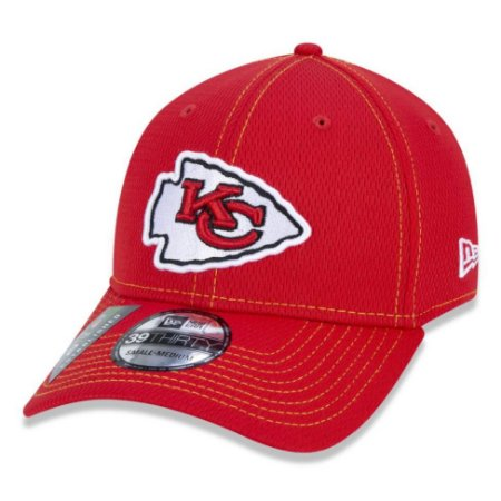 Boné Kansas City Chiefs 3930 Sideline Road NFL 100 - New Era