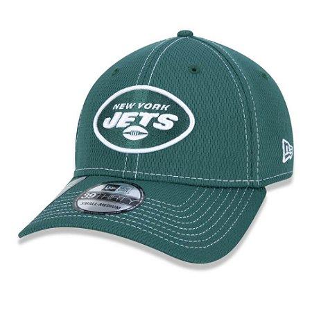 Boné New York Jets 3930 Sideline Road VD NFL 100 - New Era
