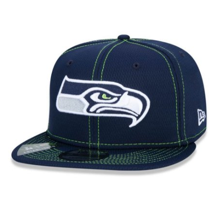 Boné Seattle Seahawks 950 Sideline Road NFL100 - New Era
