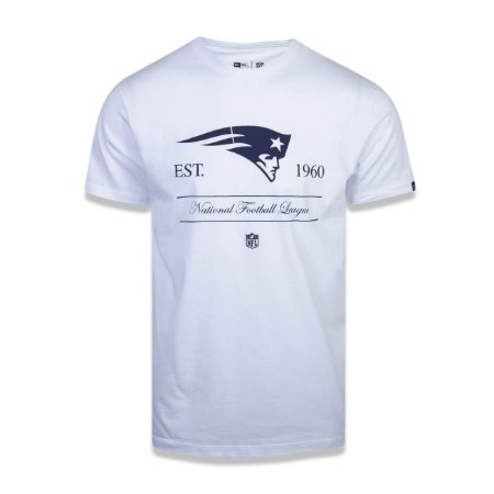 Camiseta New England Patriots Essential Basic NFL Logo