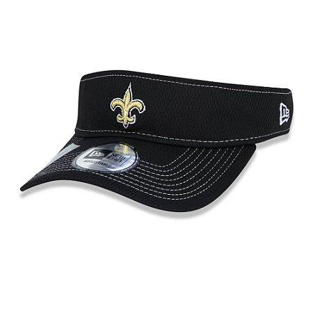 Viseira New Orleans Saints Sideline Road NFL - New Era