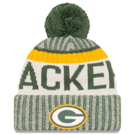 Gorro Touca Green Bay Packers Sideline 17 - New Era
