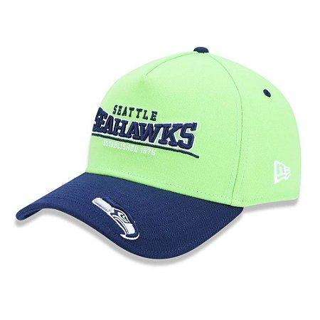Boné Seattle Seahawks 3930 Versatile Sport Logo - New Era