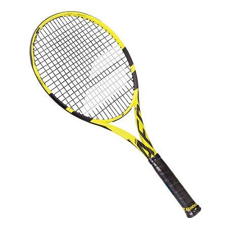 Raquete de Tenis Pure Aero Babolat 2020 + Antivibrador Grátis