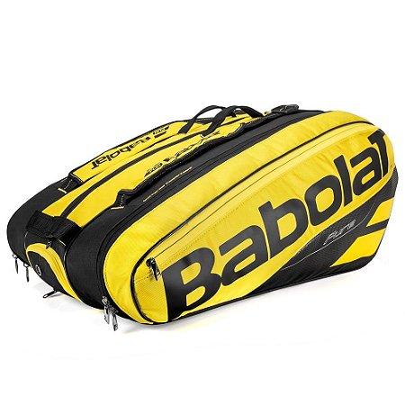 Raqueteira de Tenis Pure Aero Rafael Nadal Babolat X12