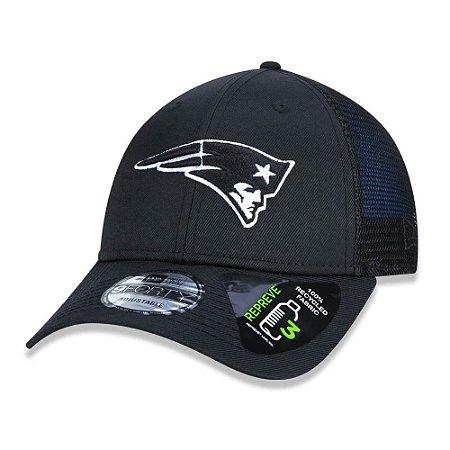 Boné New England Patriots 940 Recycled Trucker - New Era