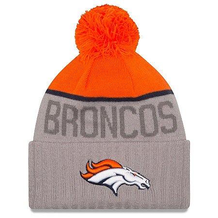 Gorro Touca Denver Broncos Sport Knit - New Era
