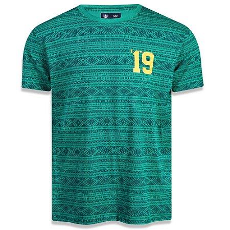 Camiseta Green Bay Packers Native Americans - New Era