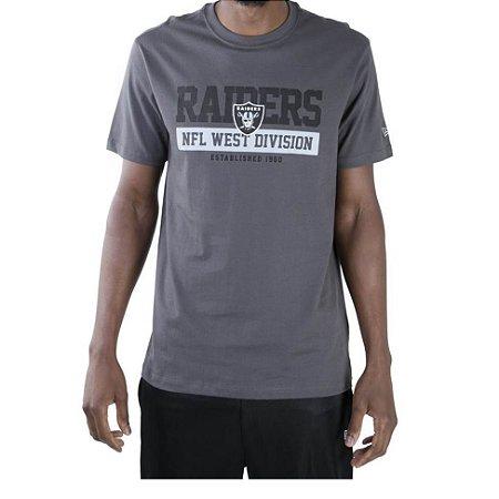 Camiseta Oakland Raiders SP Division - New Era