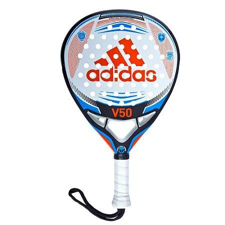 Raquete de Padel Adidas V50 Branca
