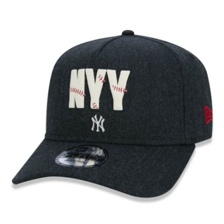 Boné New York Yankees 940 NYY Cinza - New Era