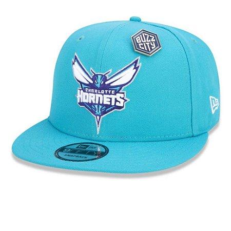 Boné Charlotte Hornets 950 Draft - New Era