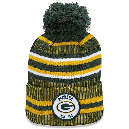 Gorro Green Bay Packers Sideline Road NFL 100 - New Era