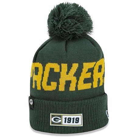 Gorro Green Bay Packers Sideline Home NFL 100 - New Era