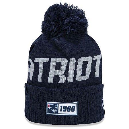 Gorro New England Patriots Sideline Home NFL100 - New Era